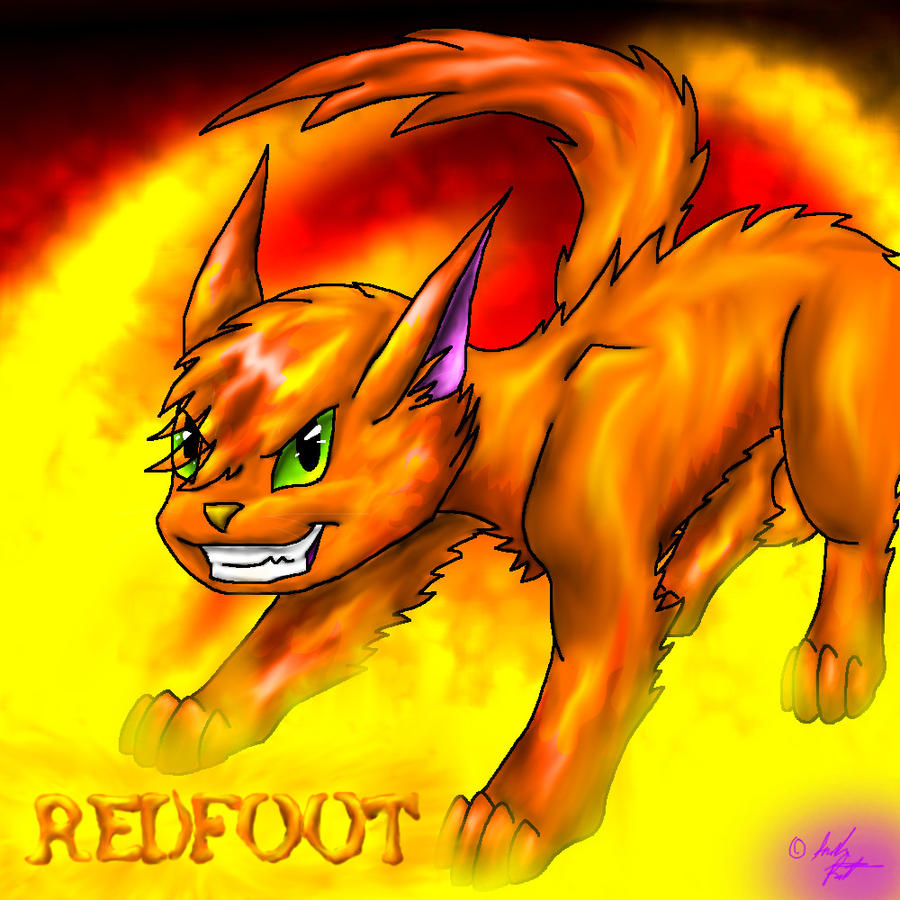 Redfoot by Urnam-BOT
