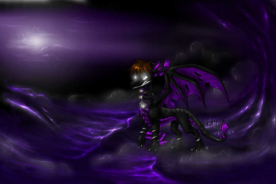 Shrouded in Darkness by Urnam-BOT