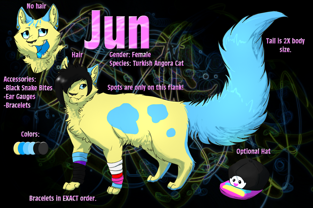 Comm - New Jun Reference by Urnam-BOT