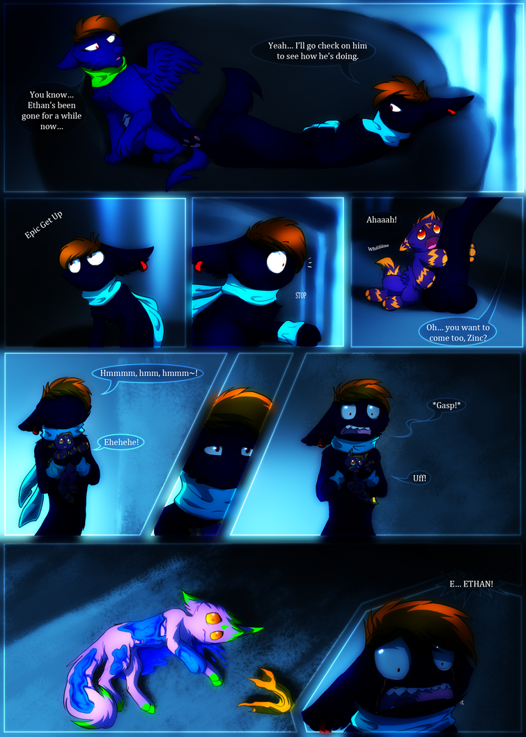 Always Will Be - Page 7 [Ch. 1] by Urnam-BOT
