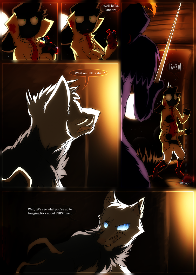 Always Will Be - Page 10 [Ch. 1] by Urnam-BOT