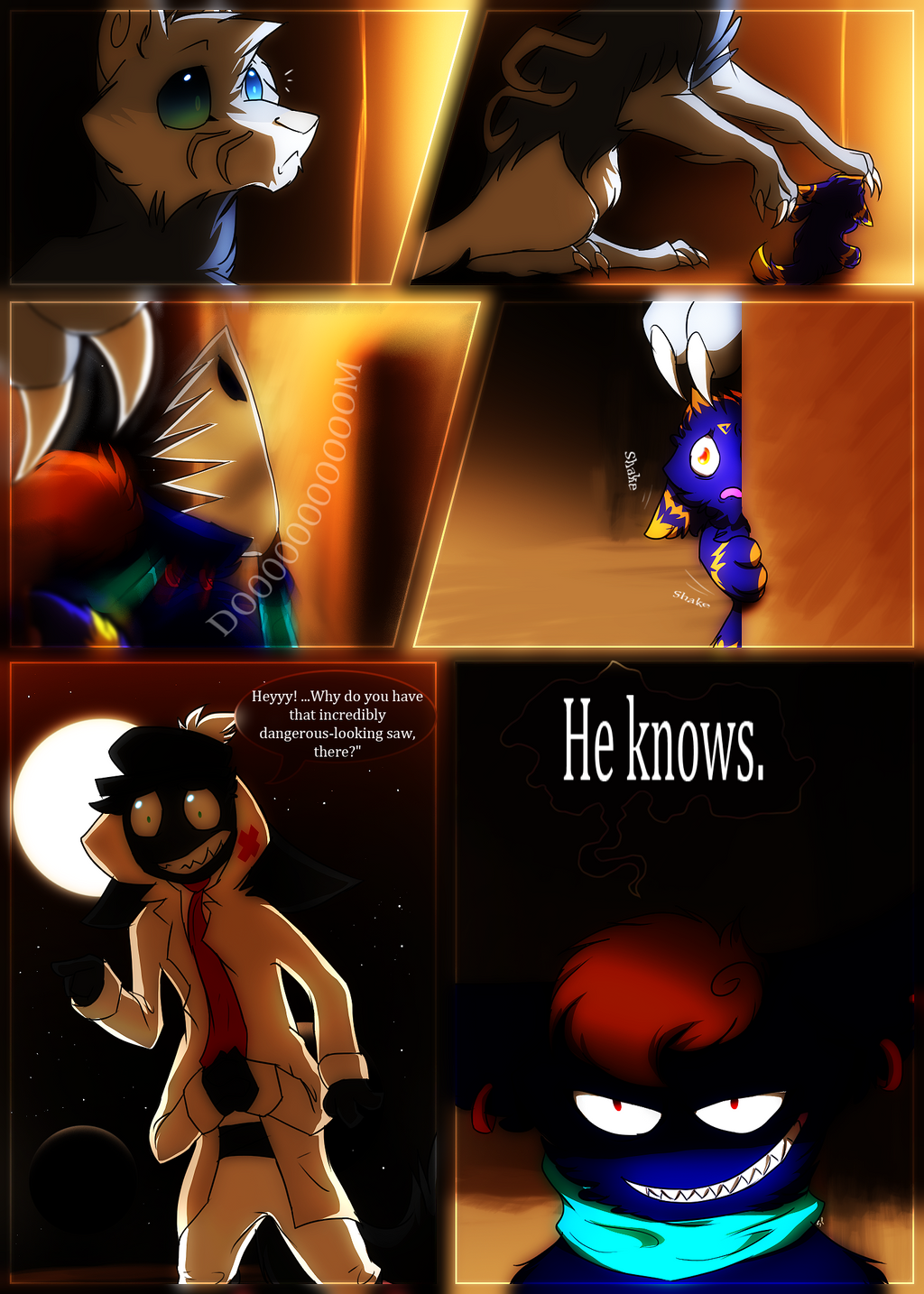 Always Will Be - Page 11 [Ch. 1] by Urnam-BOT