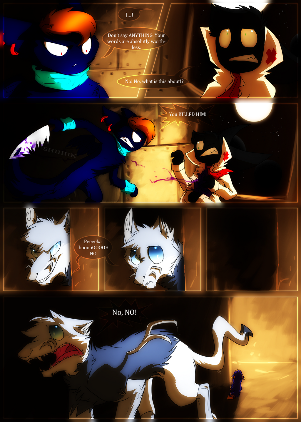 Always Will Be - Page 13 [Ch. 1] by Urnam-BOT