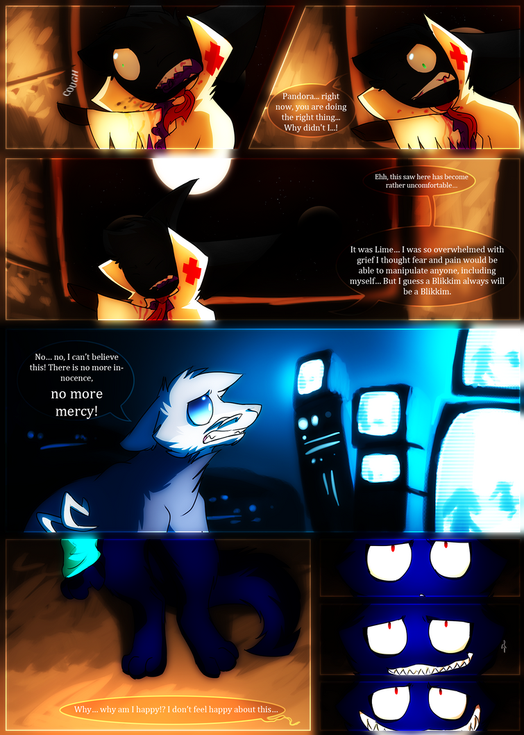 Always Will Be - Page 15 [Ch. 1] by Urnam-BOT