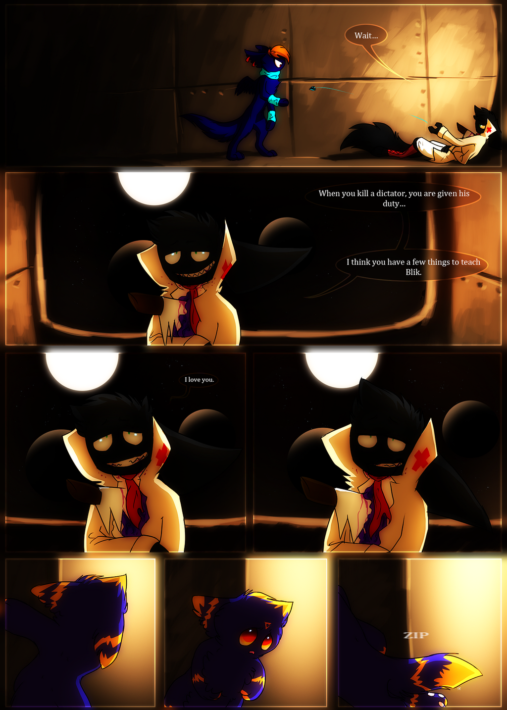 Always Will Be - Page 16 [Ch. 1] by Urnam-BOT
