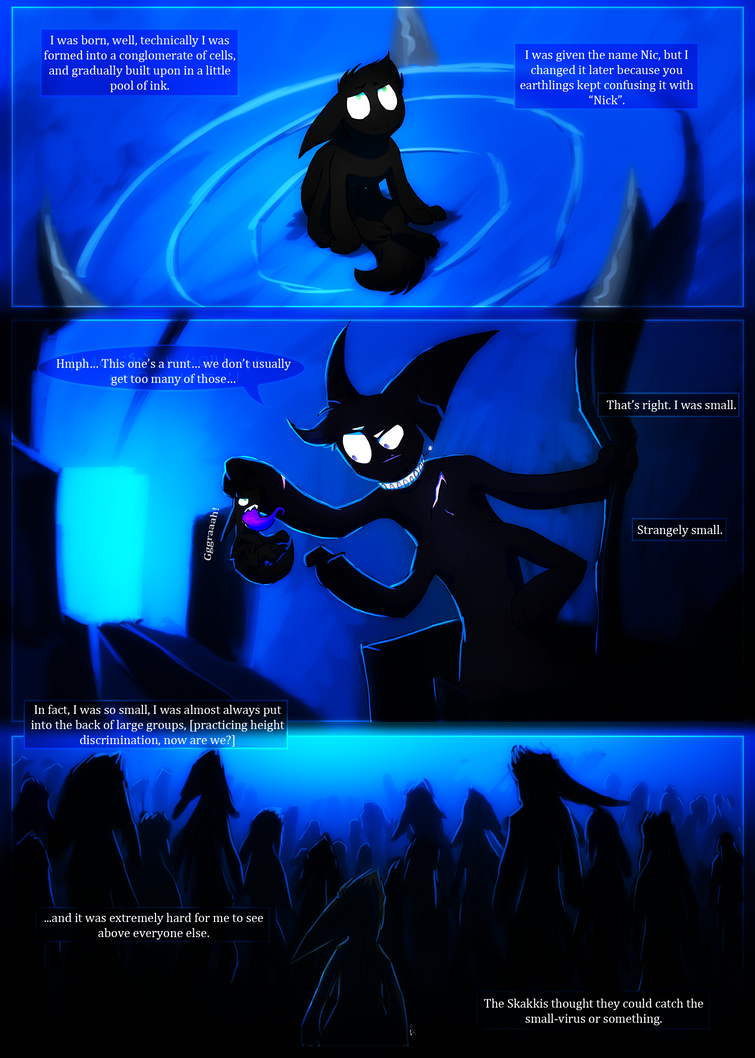 Always Will Be - Page 21 [Ch. 2] by Urnam-BOT