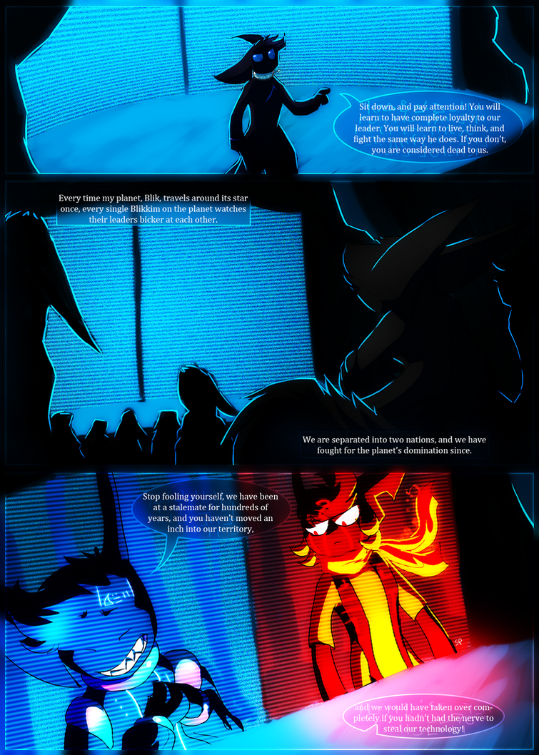 Always Will Be - Page 22 [Ch. 2] by Urnam-BOT