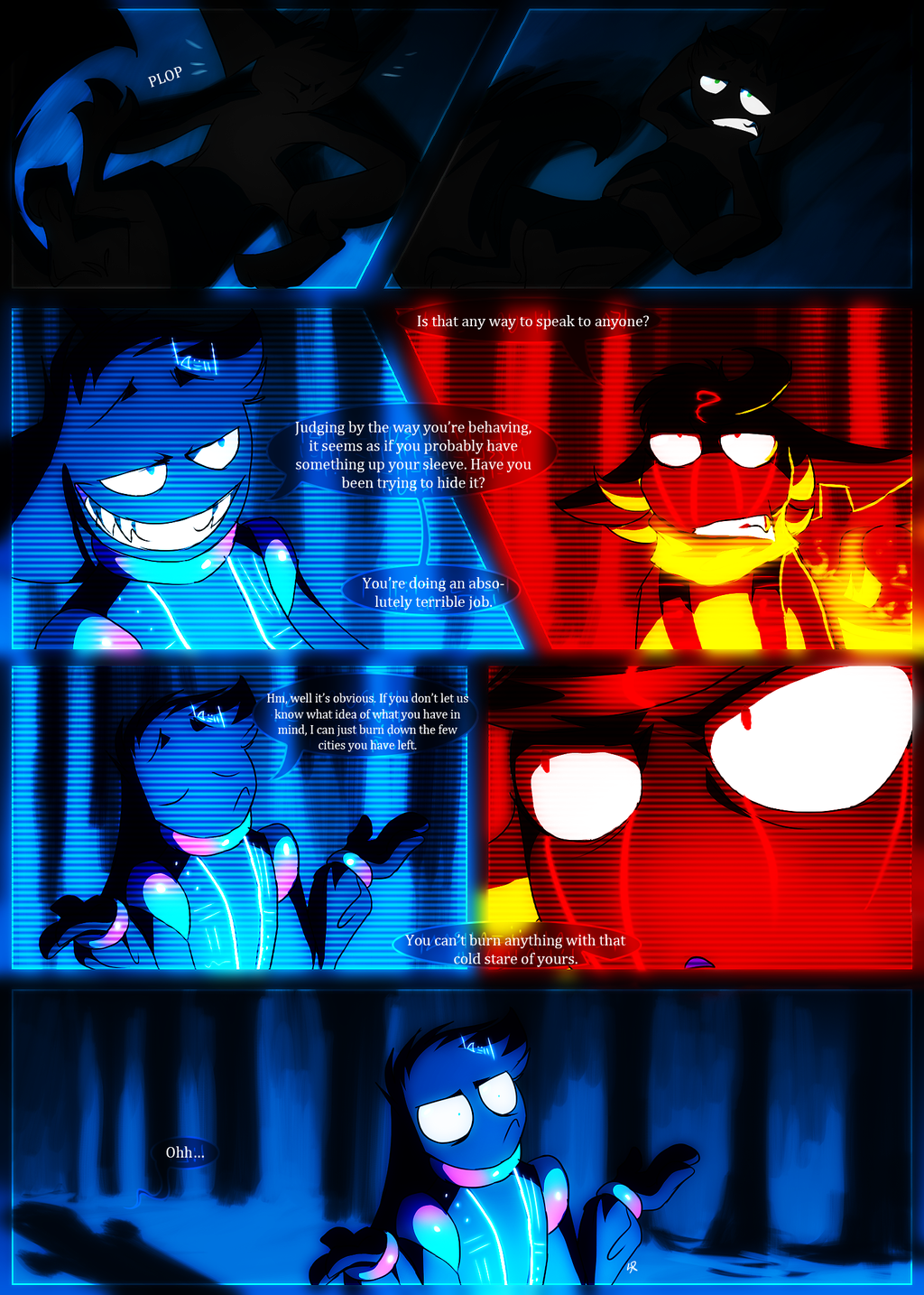 Always Will Be - Page 24 [Ch. 2] by Urnam-BOT