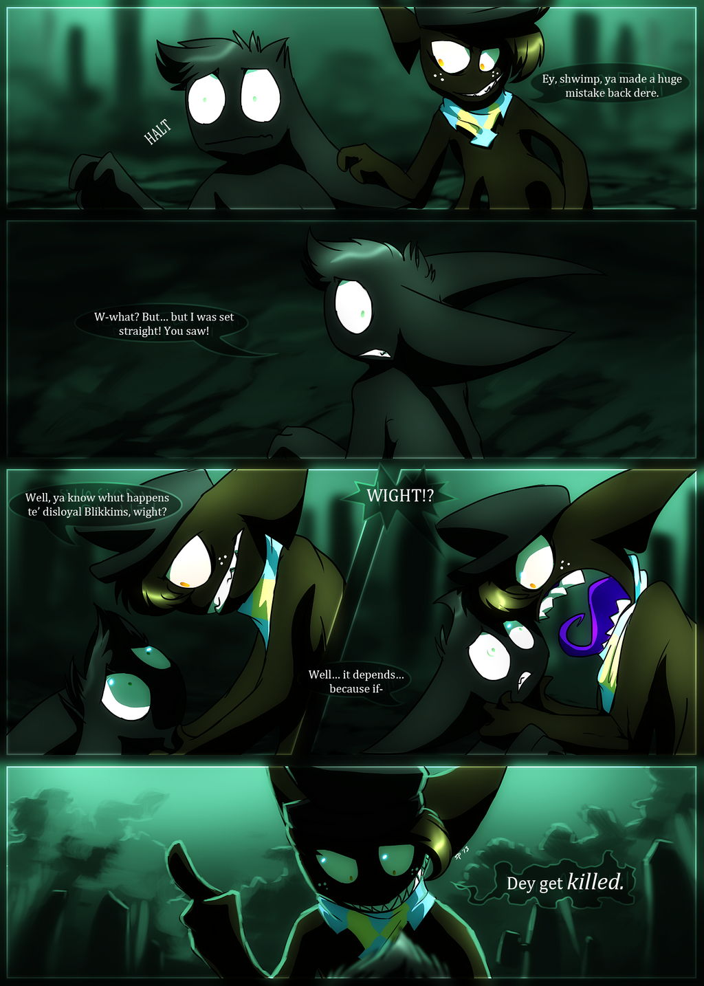 Always Will Be - Page 28 [Ch. 2] by Urnam-BOT