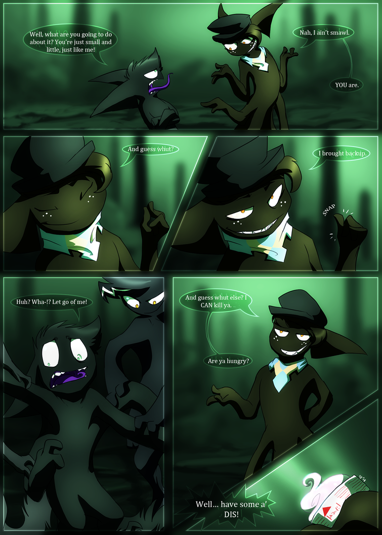 Always Will Be - Page 29 [Ch. 2] by Urnam-BOT