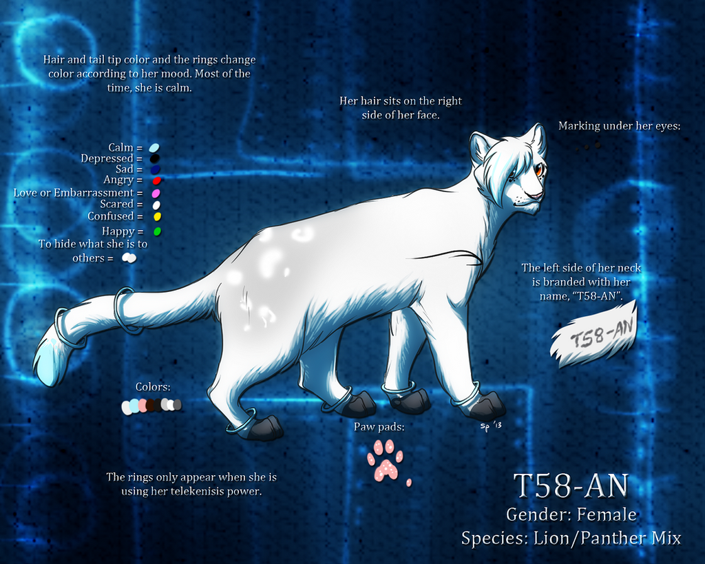 T58-AN Ref Commission by Urnam-BOT