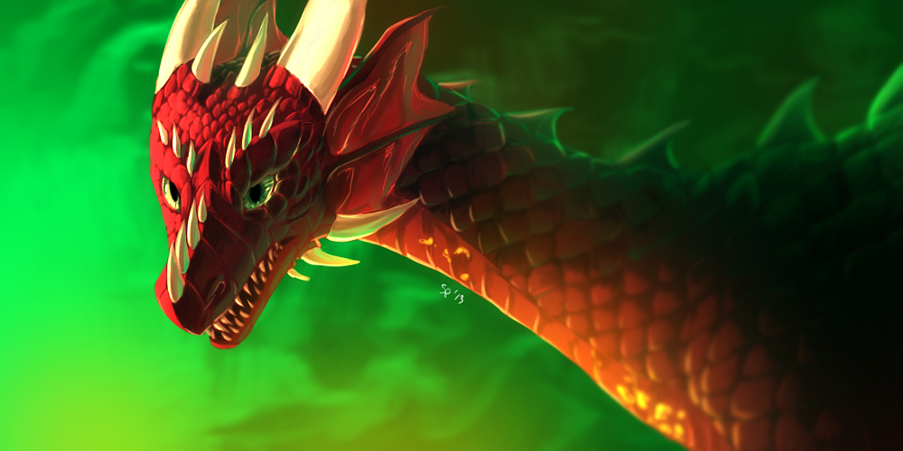 Smaug by Urnam-BOT