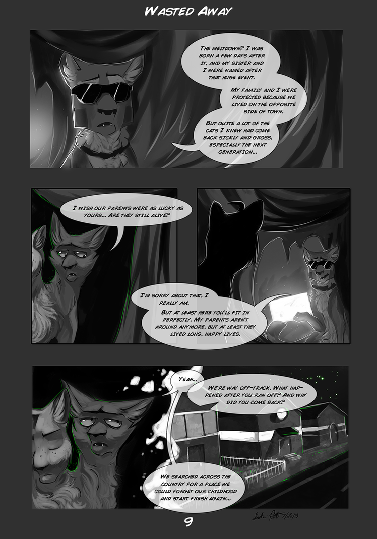 Wasted Away Page 9