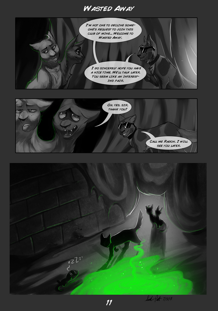 Wasted Away Page 11