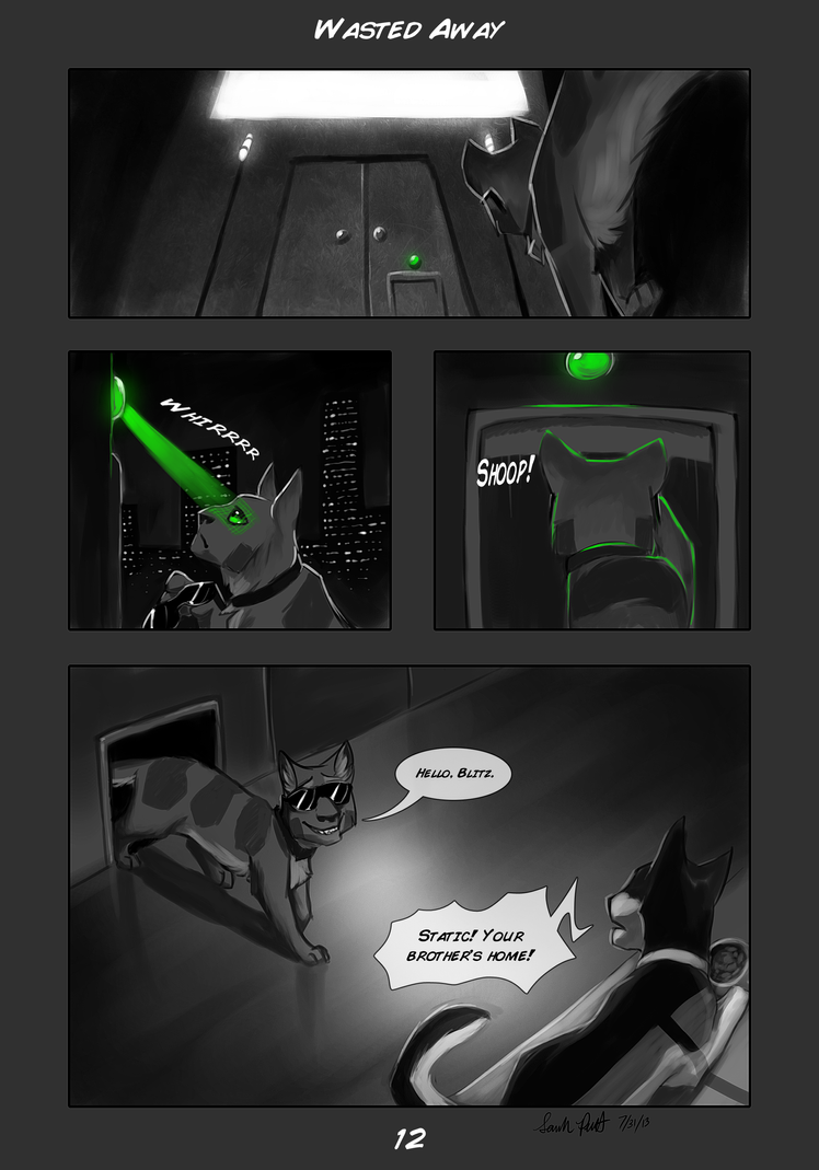 Wasted Away Page 12