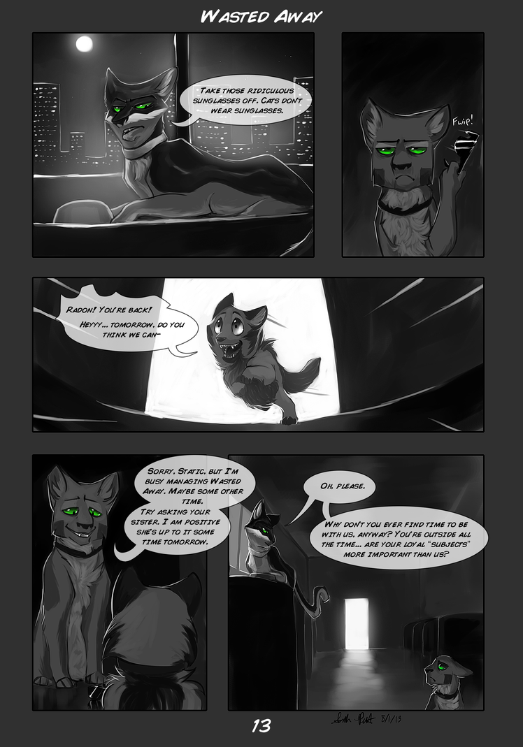Wasted Away Page 13