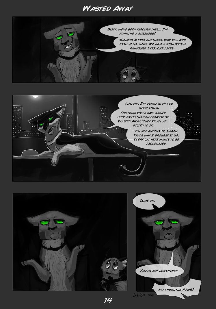 Wasted Away Page 14