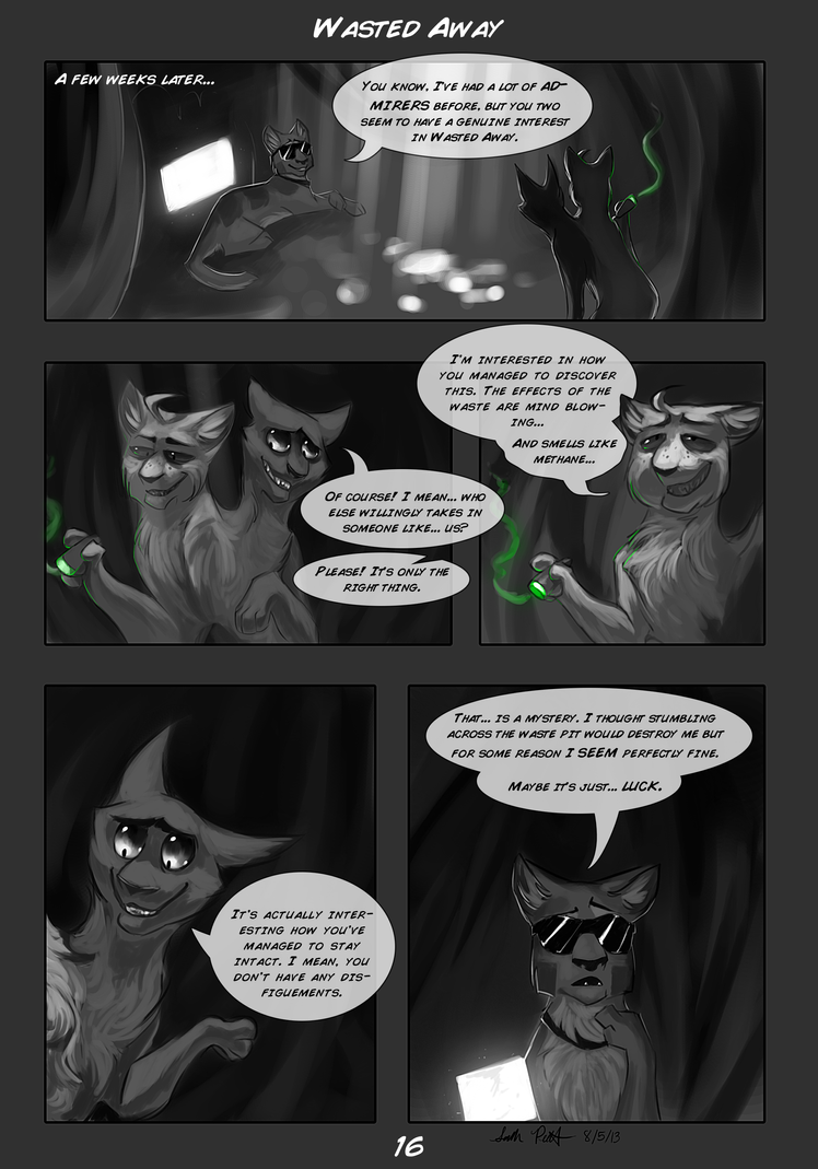 Wasted Away Page 16