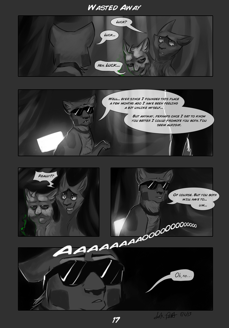 Wasted Away Page 17