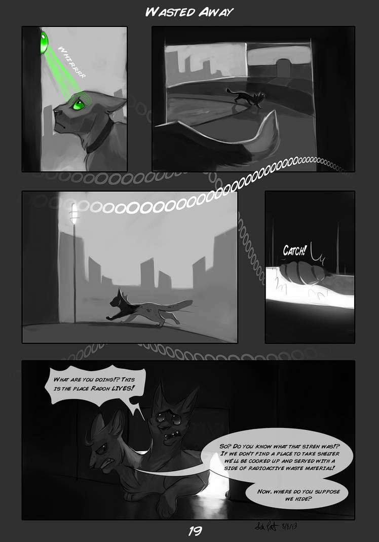 Wasted Away Page 19