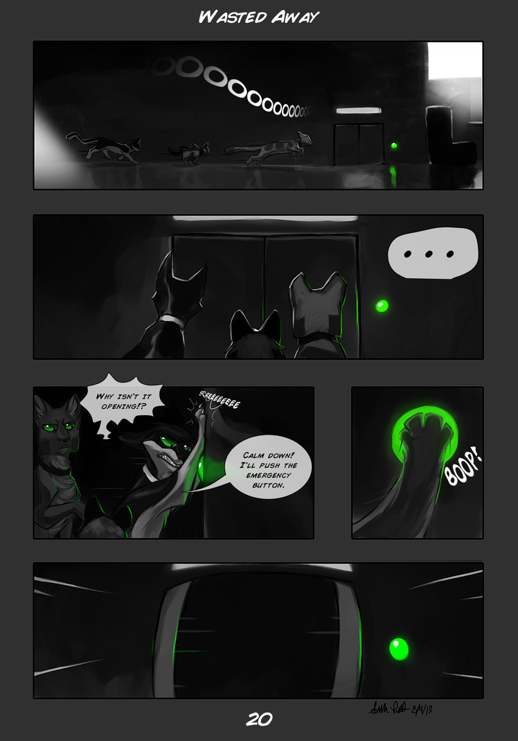 Wasted Away Page 20