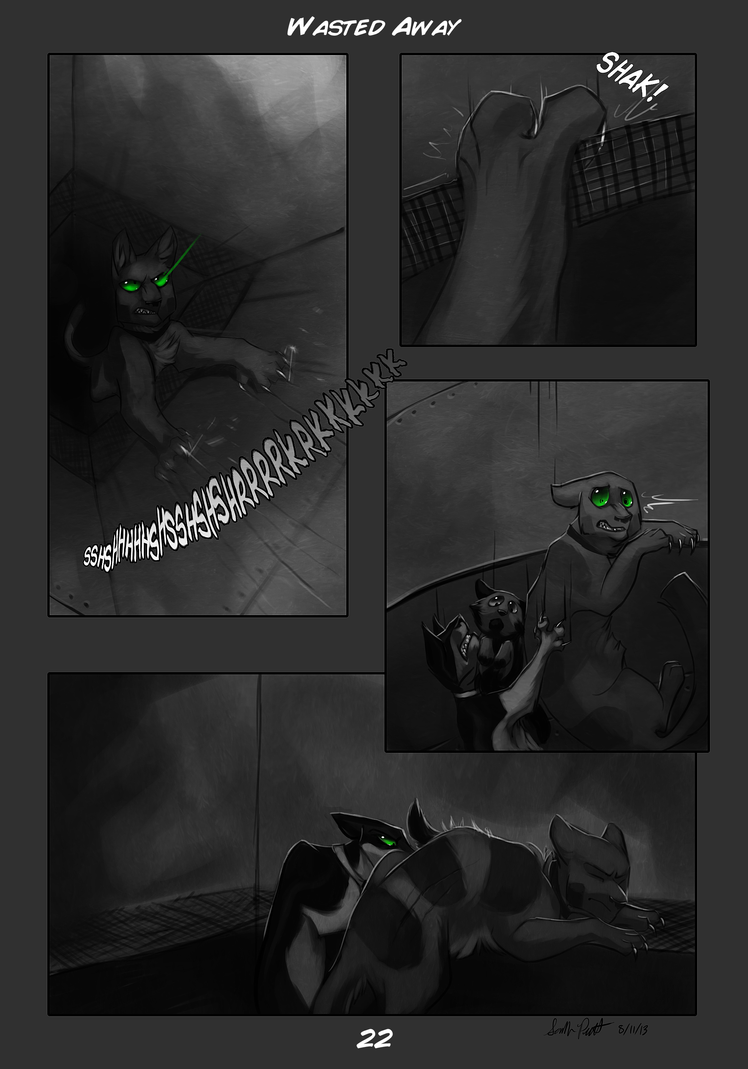 Wasted Away Page 22