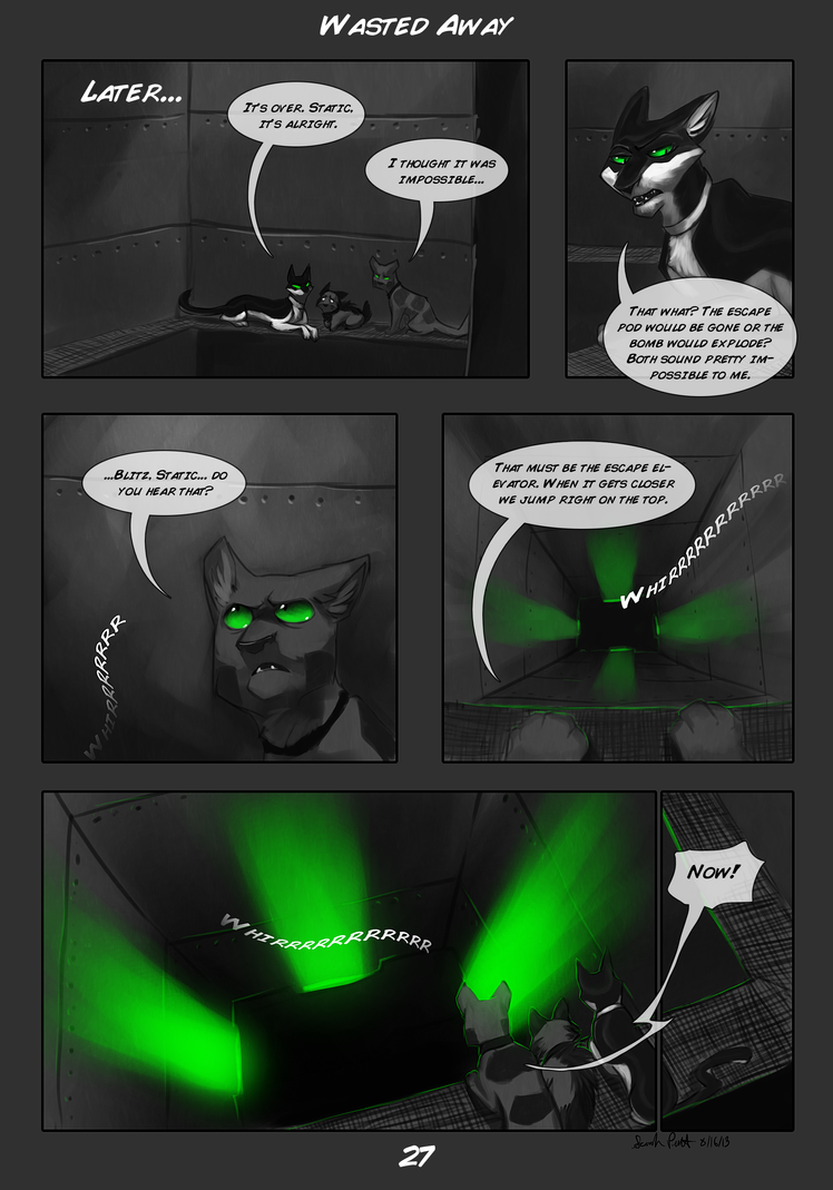 Wasted Away Page 27