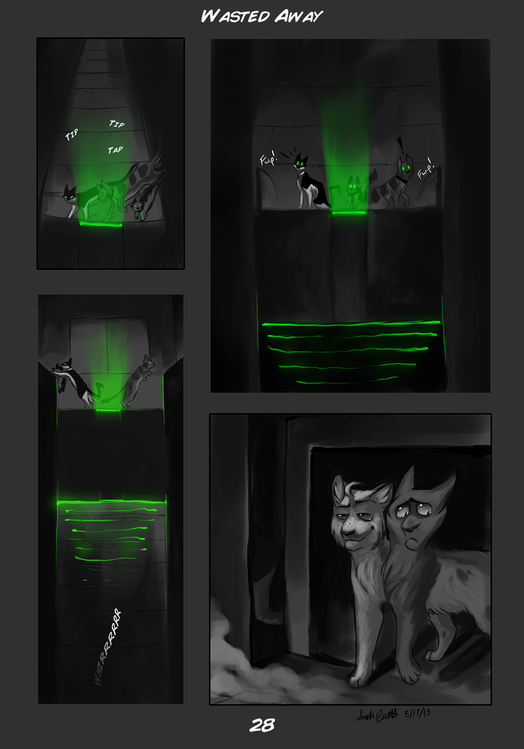Wasted Away Page 28
