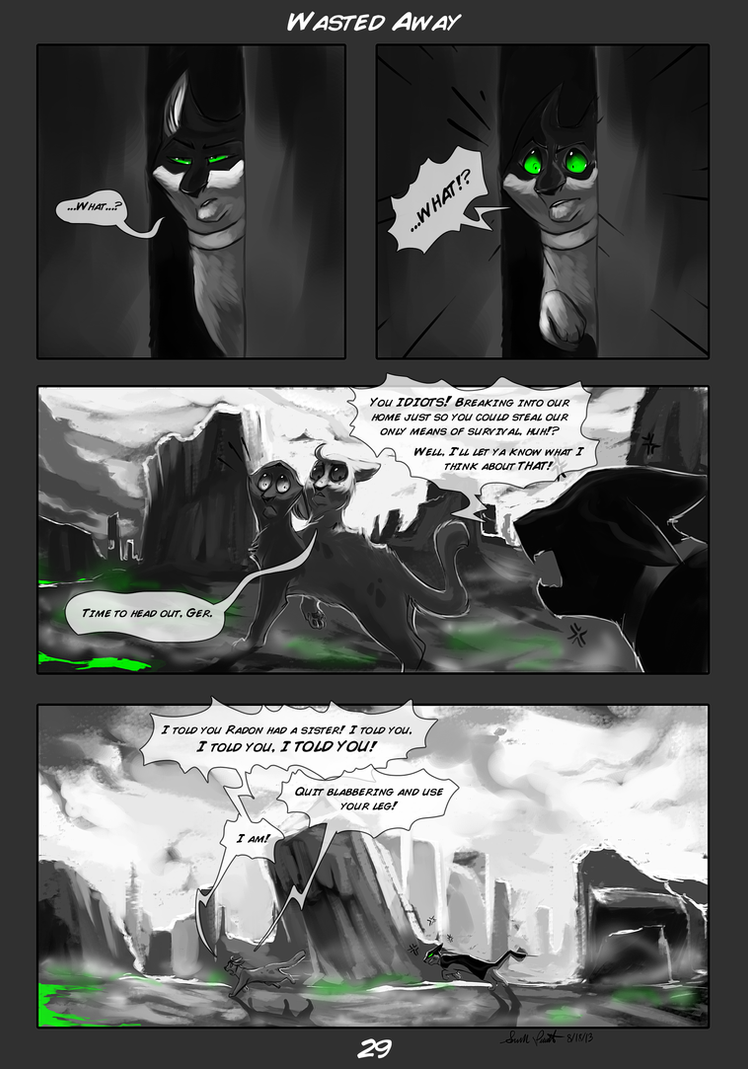 Wasted Away Page 29