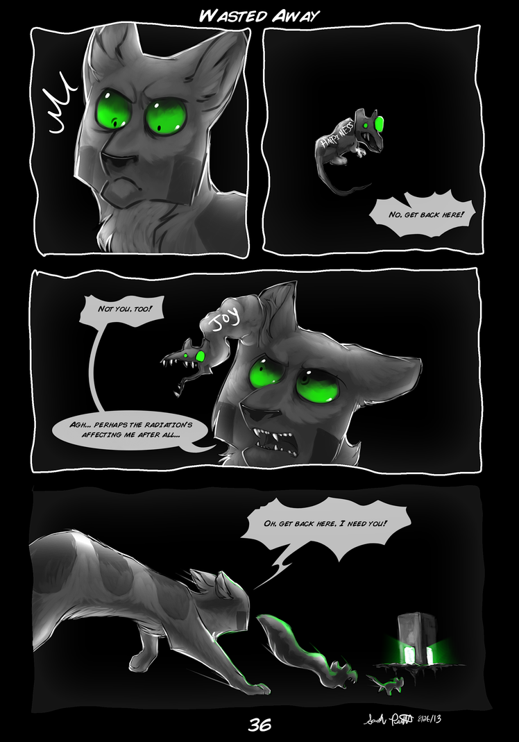 Wasted Away Page 36