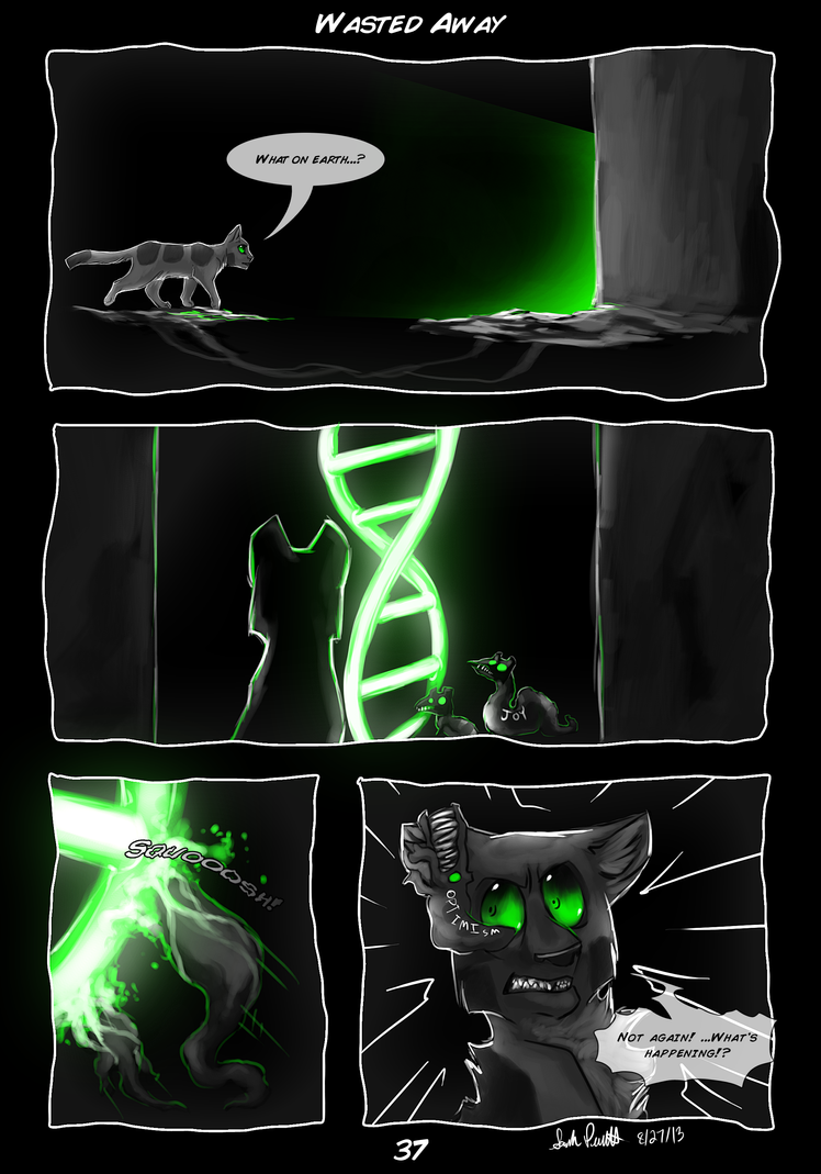 Wasted Away Page 37