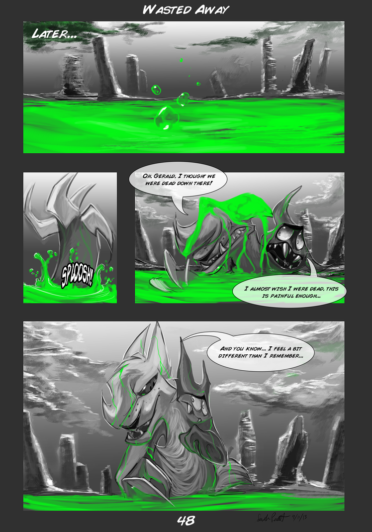 Wasted Away Page 48