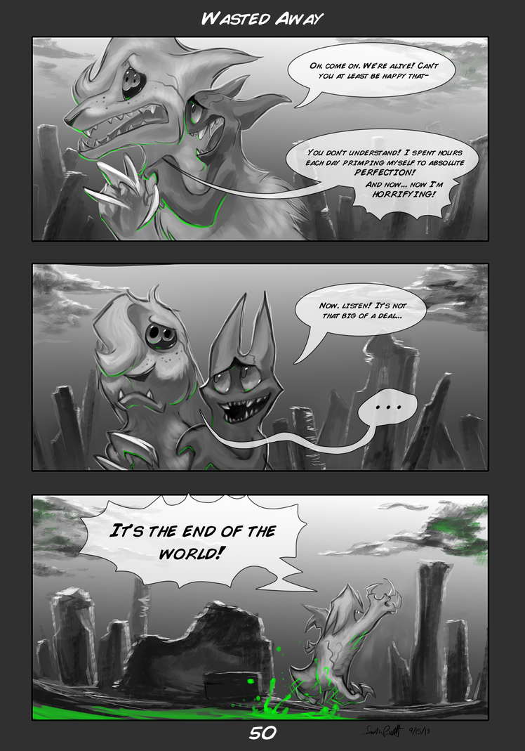 Wasted Away Page 50