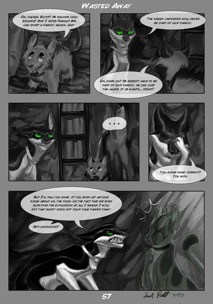 Wasted Away Page 57
