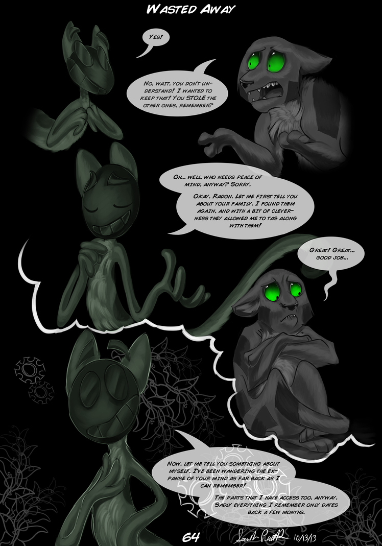 Wasted Away Page 64