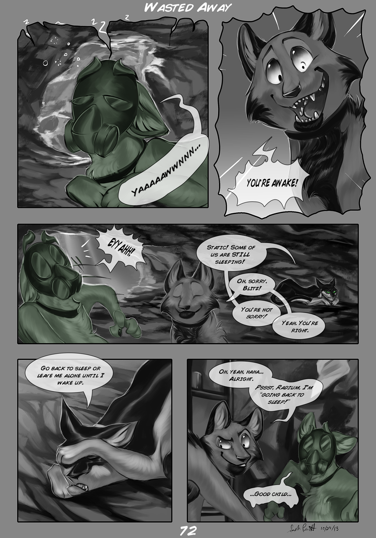 Wasted Away Page 72