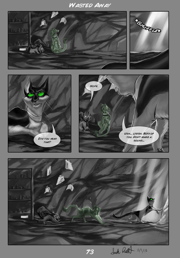 Wasted Away Page 73