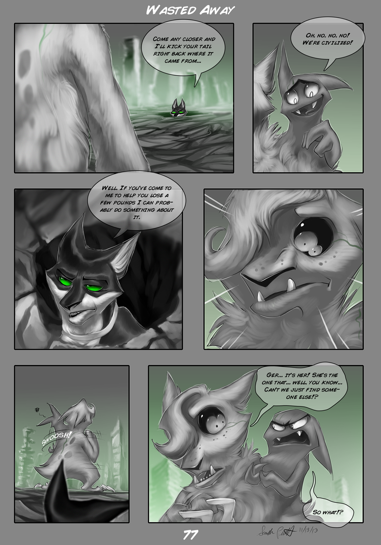 Wasted Away Page 77