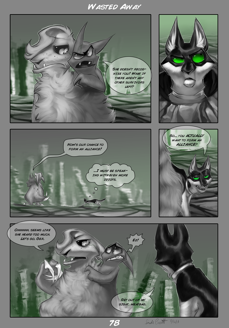 Wasted Away Page 78