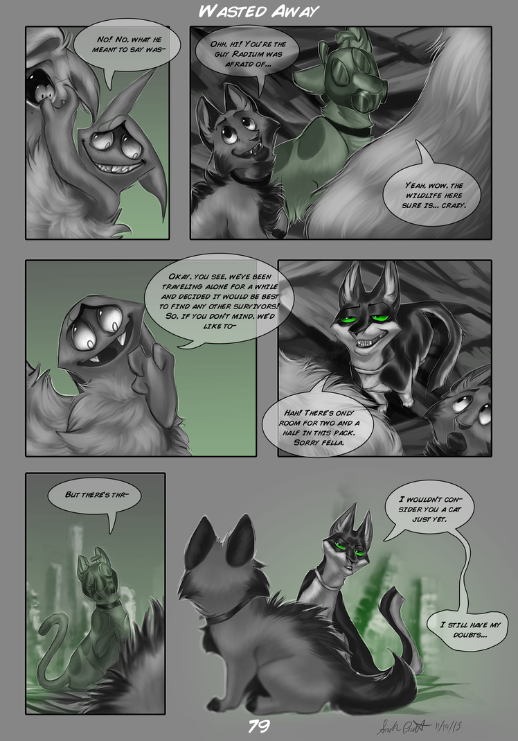 Wasted Away Page 79