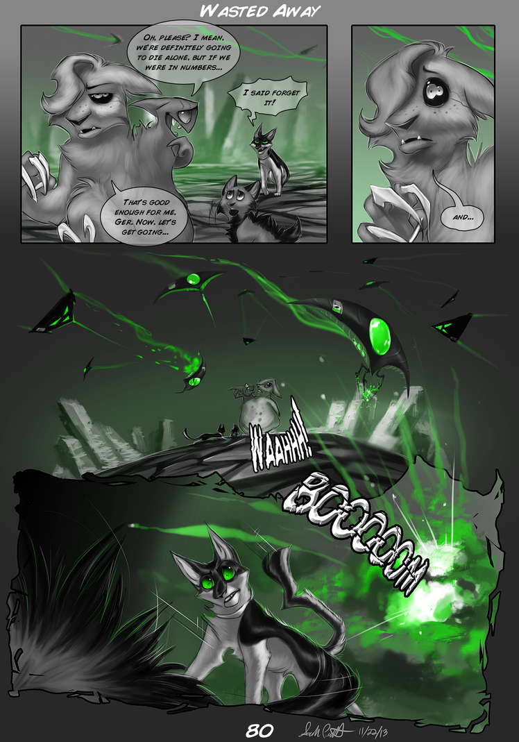 Wasted Away Page 80