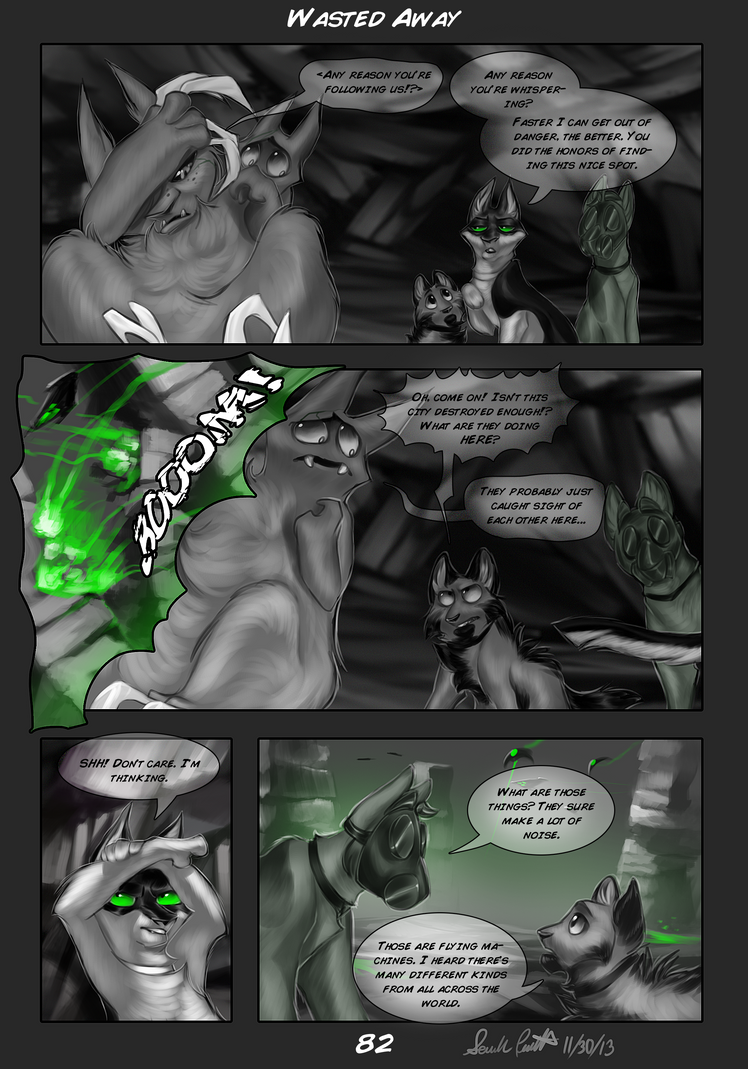 Wasted Away Page 82
