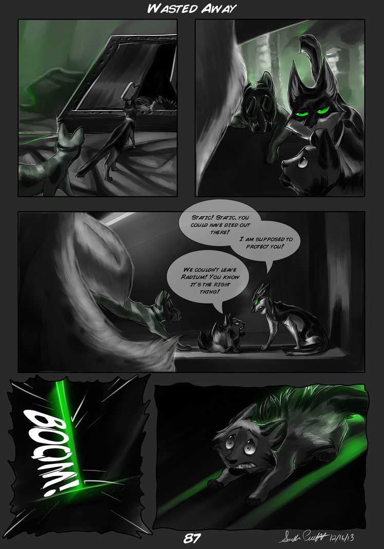 Wasted Away Page 87