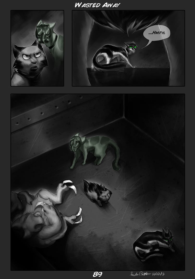 Wasted Away Page 89