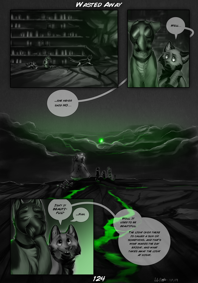Wasted Away - Page 124 by Urnam-BOT