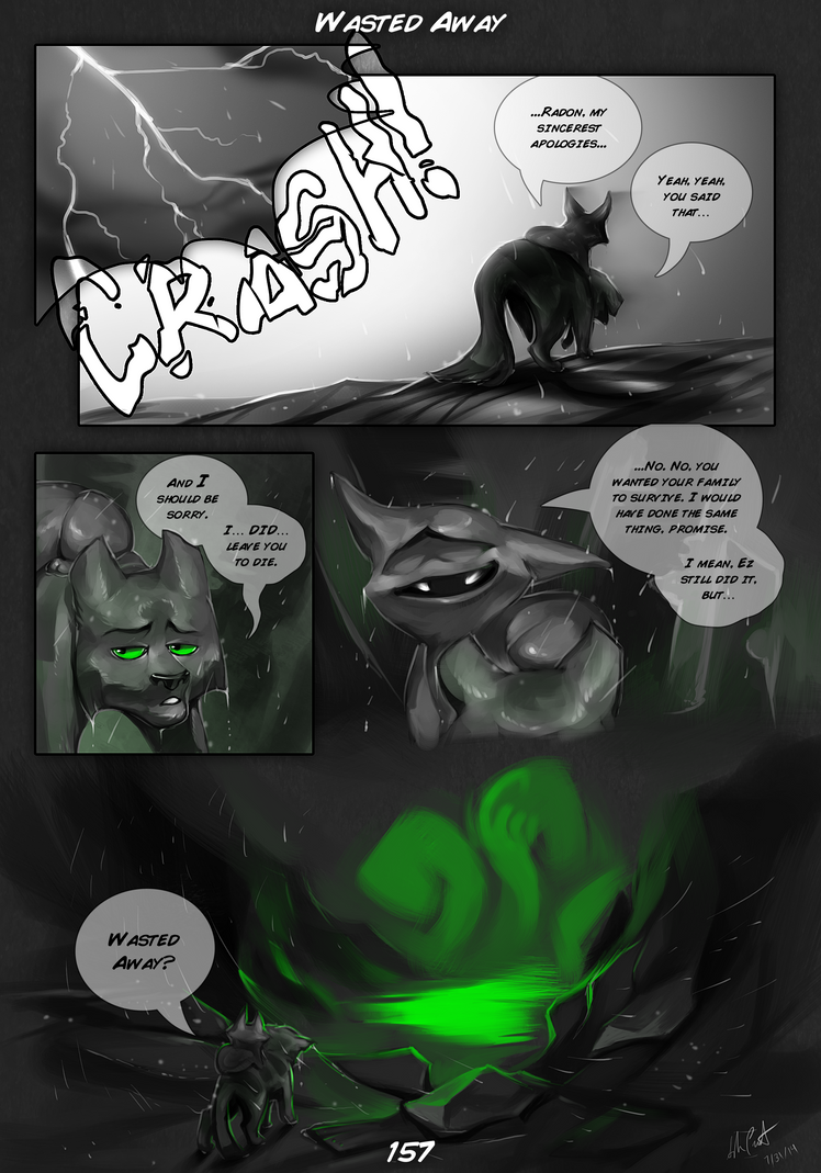 Wasted Away Page 157