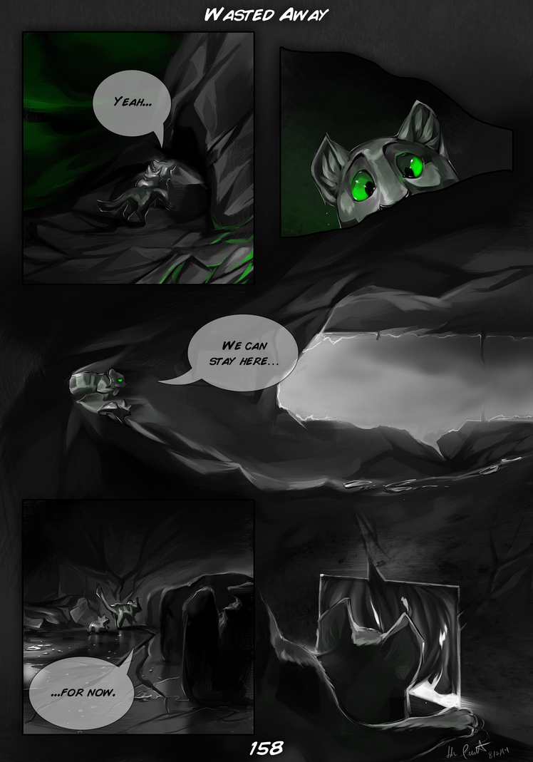 Wasted Away Page 158