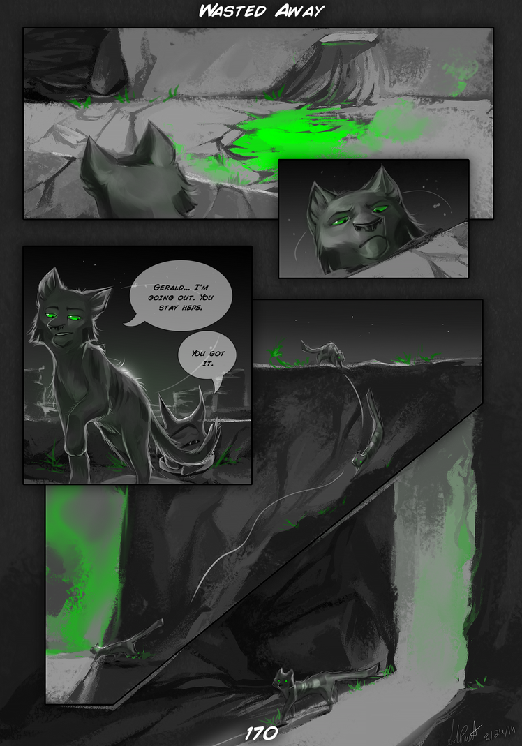 Wasted Away Page 170