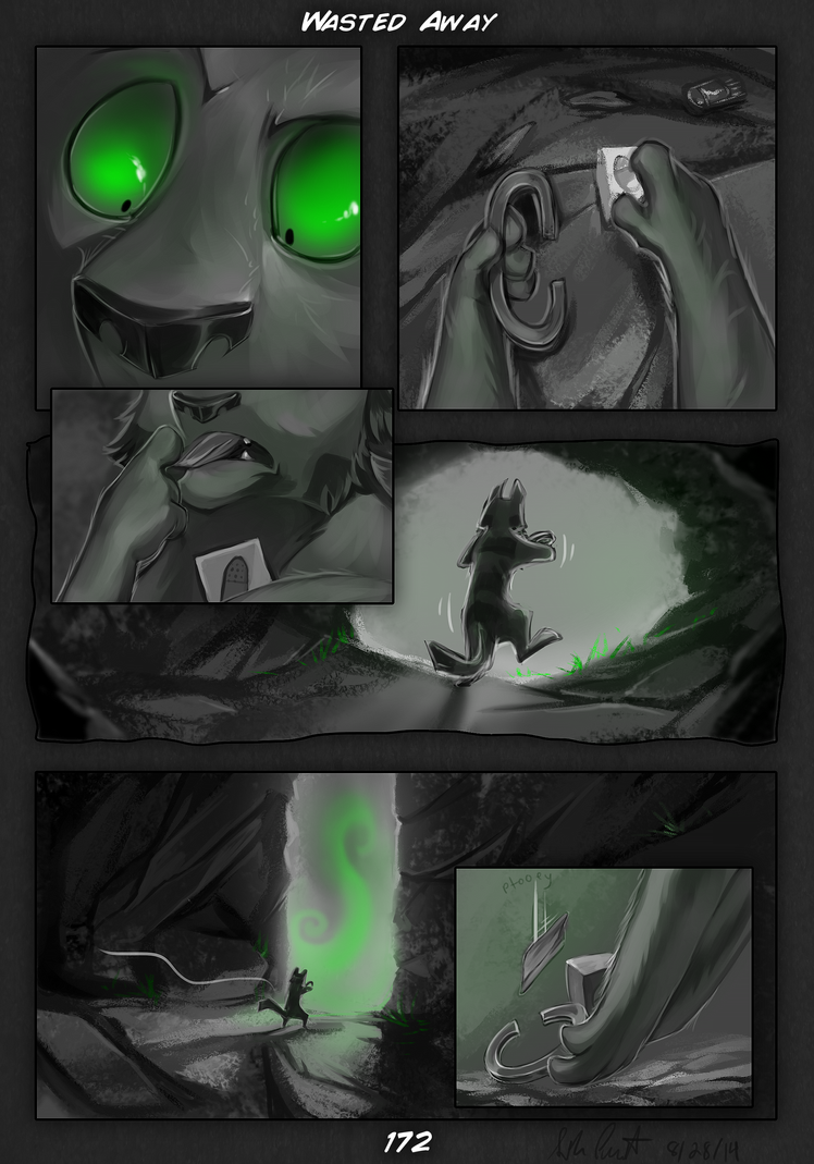 Wasted Away Page 172