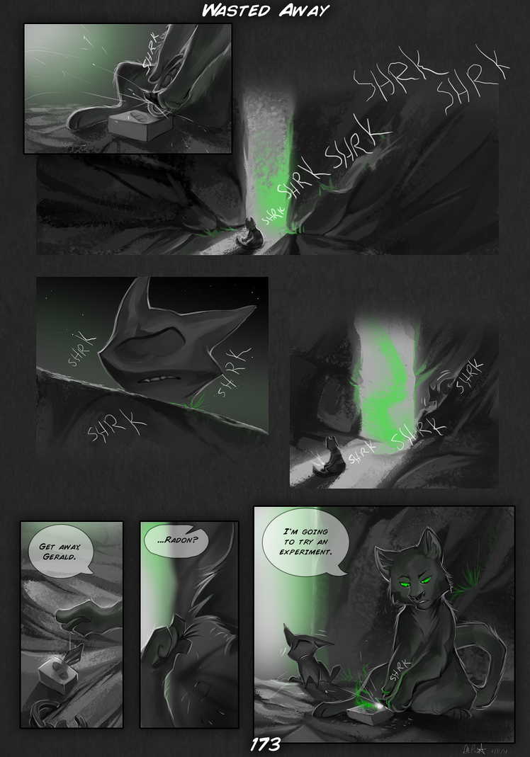 Wasted Away Page 173